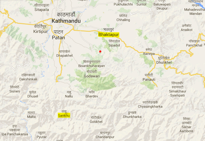 Bhakpapur, Sankhu, Gundu