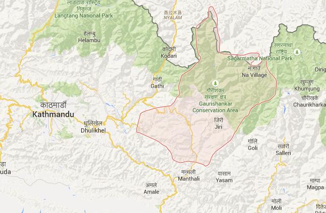 Dolkha Distrikt